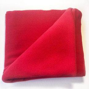 Red Blanket for Pilanky