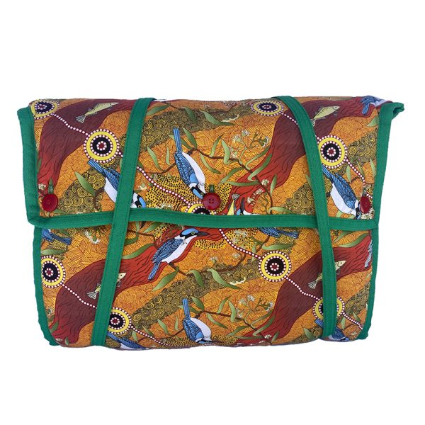 Nappy Change Bag - Kingfishers 1
