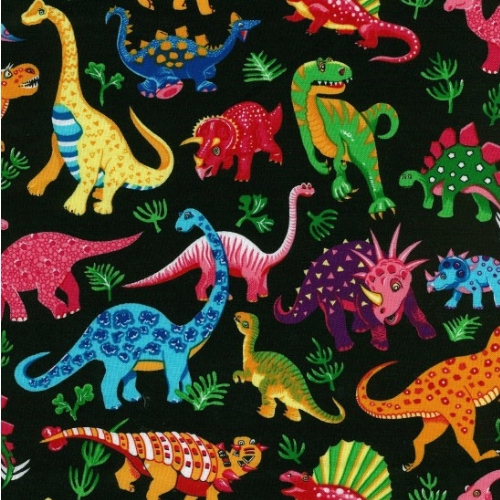 Nappy Change Bag - Dinosaurs