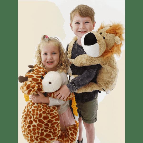 Backpack - Giraffe