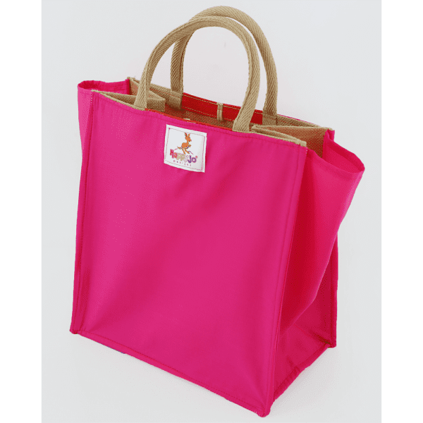 Everyday Bag - Hot Pink