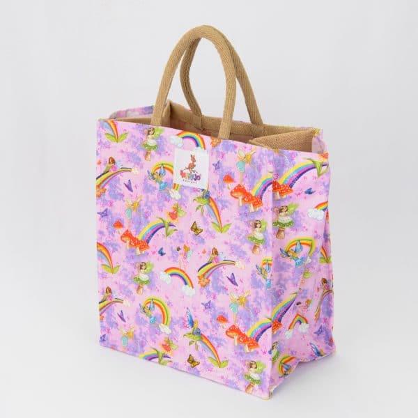 Everyday Bag - Fairies Rainbow