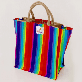 Everyday Bag - Rainbow Multi