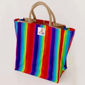 Everyday Bag - Rainbow Multi