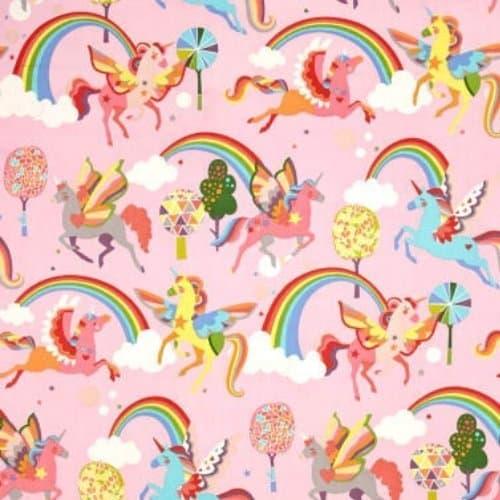 Nappy Change Bag - Unicorns