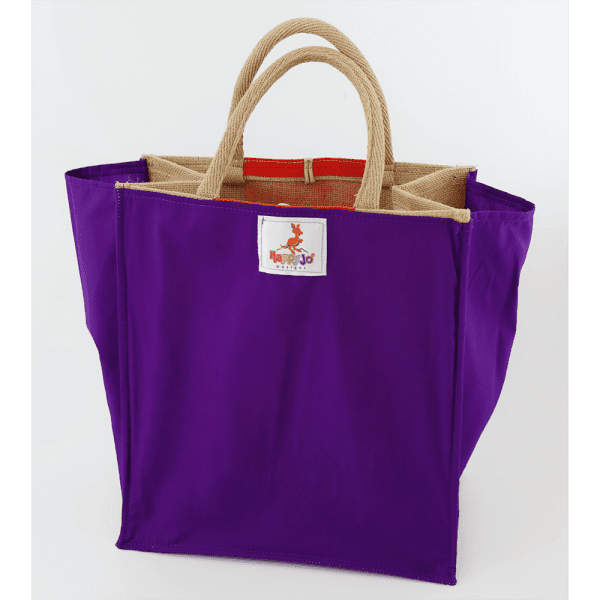 Everyday Bag - Purple 2