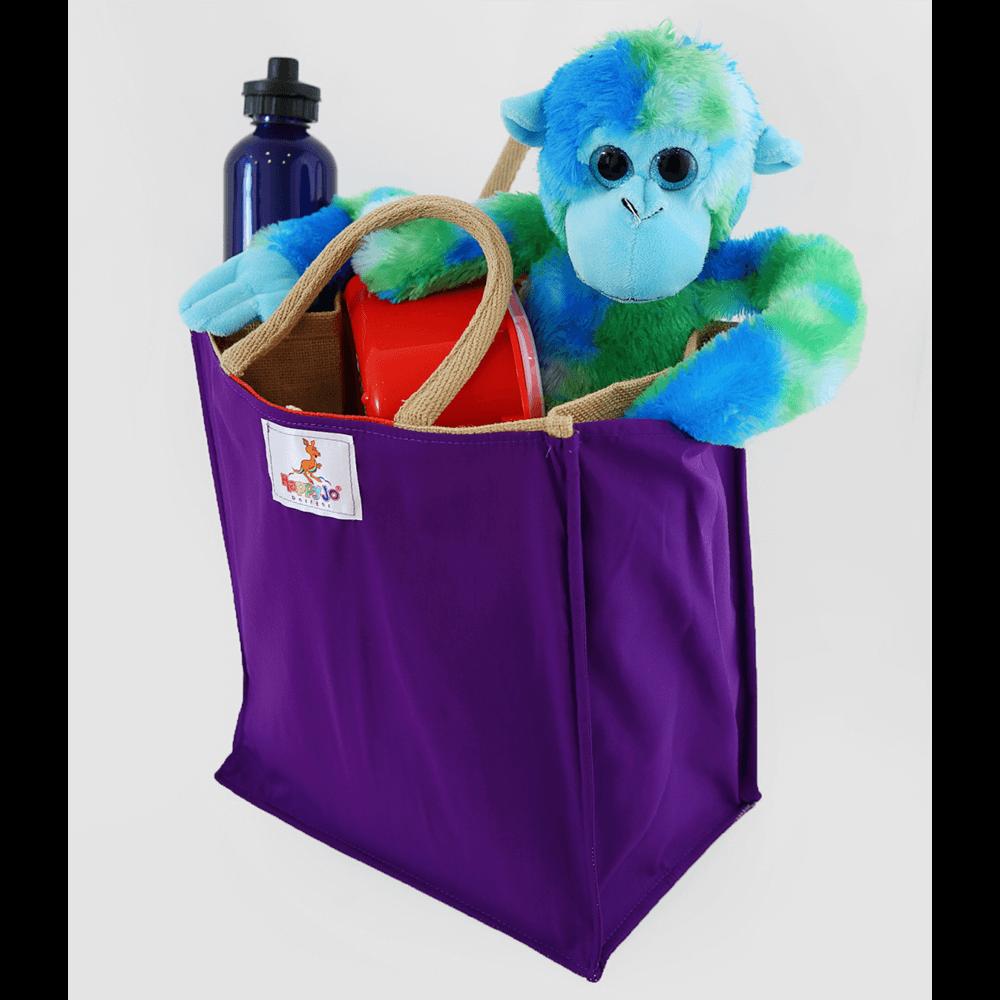 Everyday Bag - Purple 3