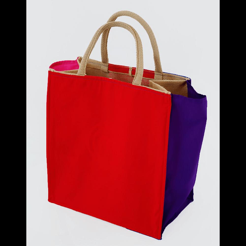 Everyday Bag - Plain Multi 3