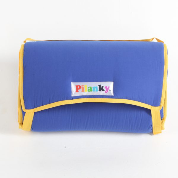 Pilanky - Royal Blue and Yellow 2