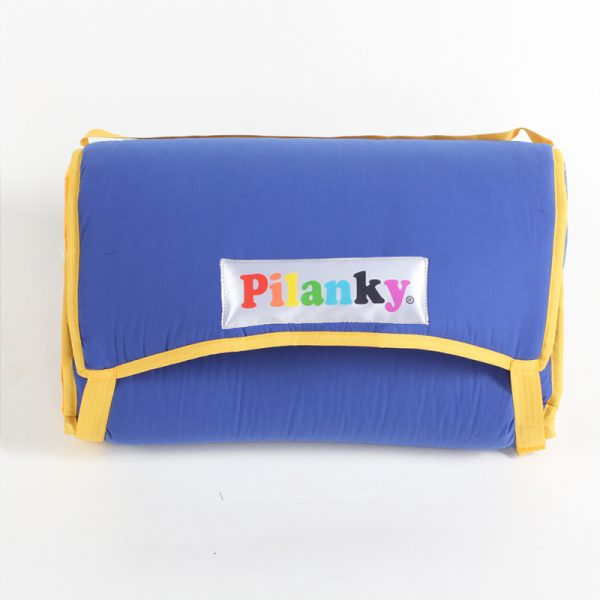 Pilanky Mini - Royal Blue and Yellow 1