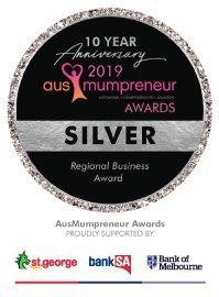 AusMumpreneur Silver Award