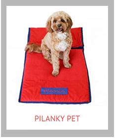 Pilanky Pet Red